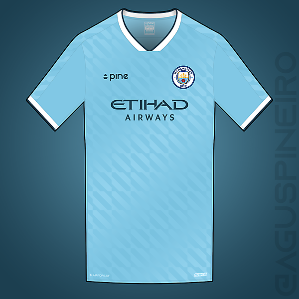 Manchester City   Home   Pine