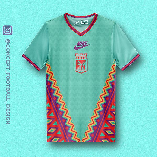 Atletico Nacional Third Shirt
