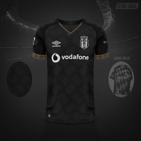 Beşiktaş JK x Umbro