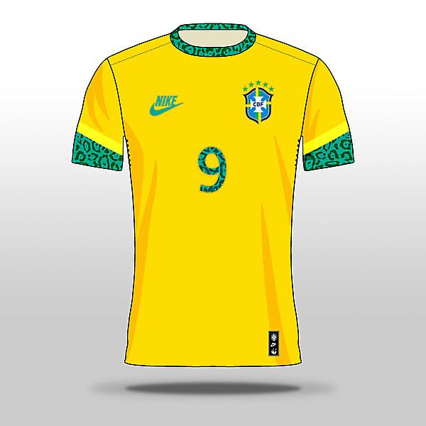 Brazil X Nike X WWF