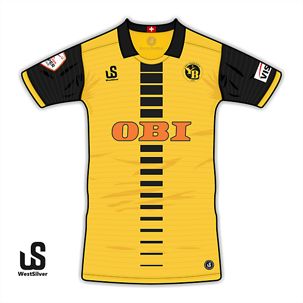 BSC Young Boys Home Kit