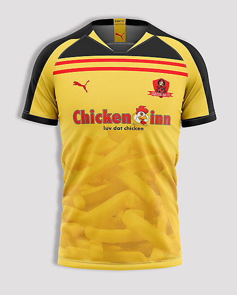 Chicken Inn FC-with fries concept