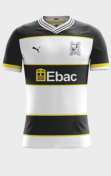 Darlington FC | Retro kit