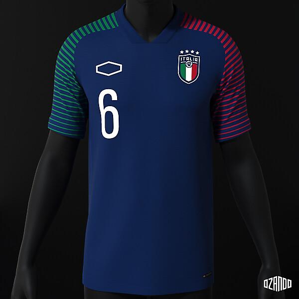 Italia x Ozando :: Home