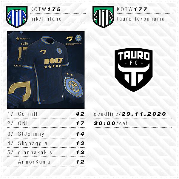 KOTW175 / KOTW177