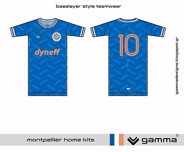 montpellier home kit