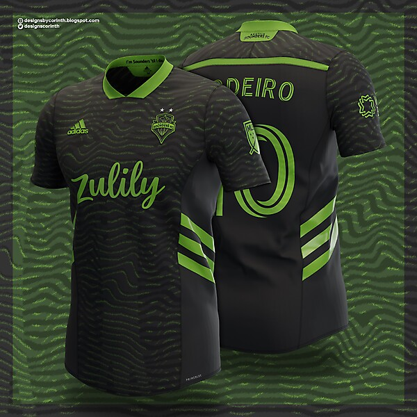Seattle Sounders | Away Shirt