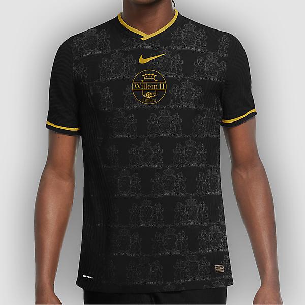 Willem II X Nike Third