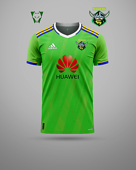 Canberra Raiders - NRL to soccer