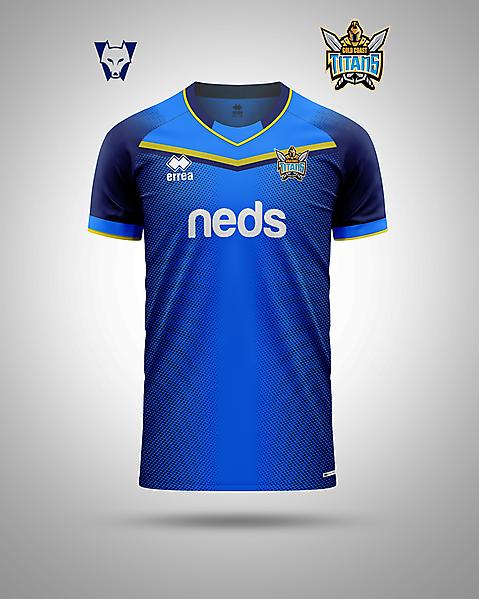 Gold Coast Titans - NRL to soccer