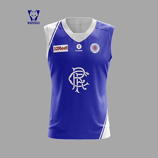 Rangers FC AFL crossover