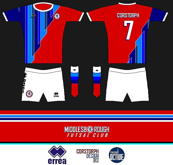Middlesborough Futsal Club 1
