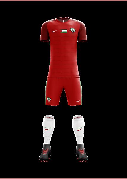Palestine - Home Concept