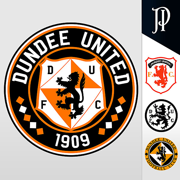 Dundee United - Logo Rebrand