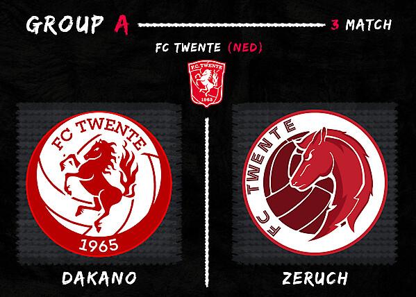Group A - Dakano vs Zeruch