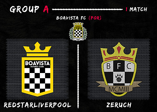 Group A - RedStarLiverpool vs Zeruch
