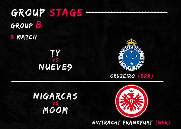 Group B - 3° Match