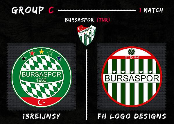 Group C - 13Reijnsy vs FH Logo Designs