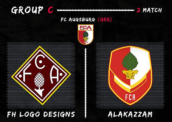 Group C - FH Logo Designs vs Alakazzam