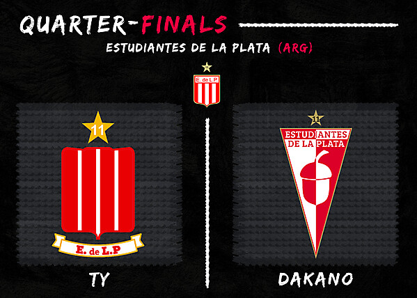 Quarter-Finals - Ty vs Dakano
