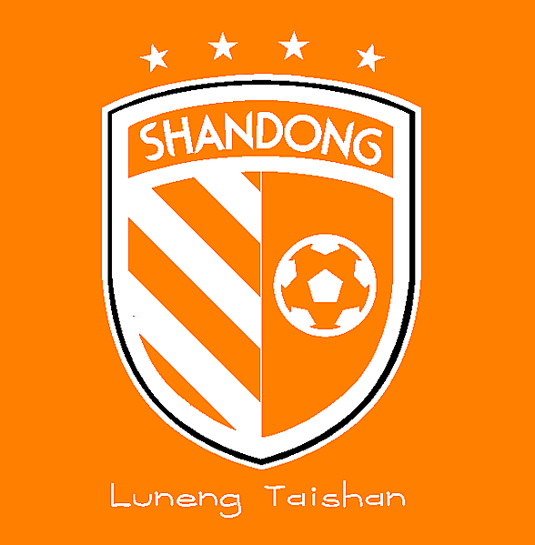 Shandong Luneng Taishan - Redesign Crest