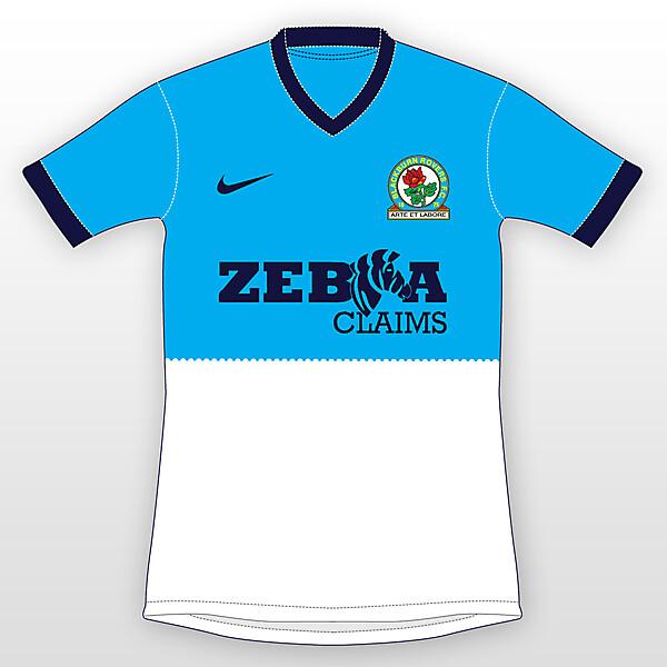 Blackburn Rovers home