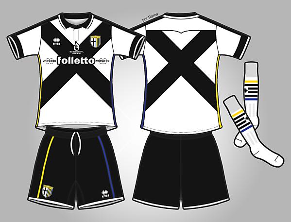 Parma F.C. - Home Kit