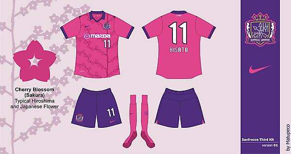 Sanfrecce Hiroshima Third version 01
