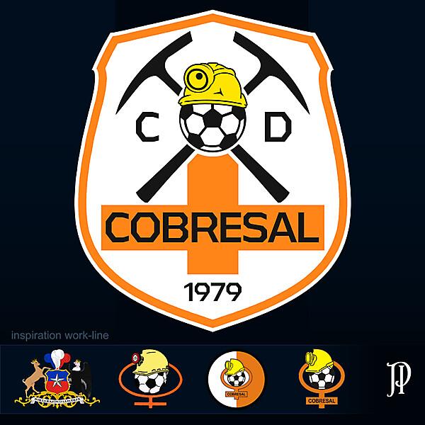 Club de Deportes Cobresal - Logo Rebrand