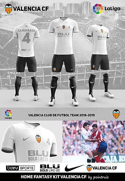 Home Fantasy Kit Valencia CF ver 5