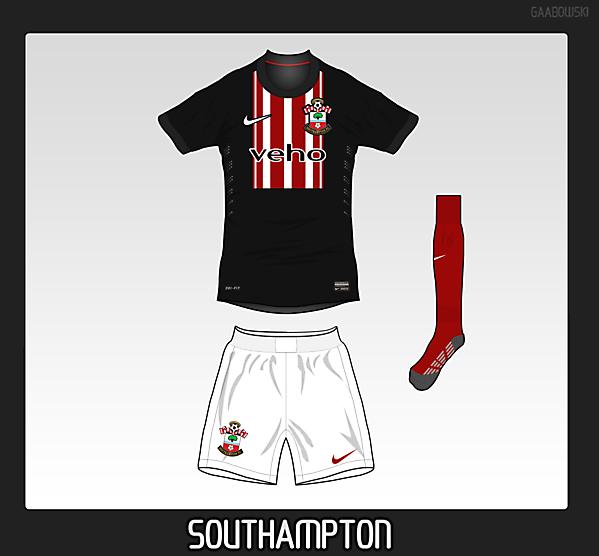 Southampton FC Away