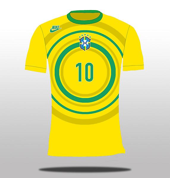 Brazil Home - Jockey x Total 90 Remix