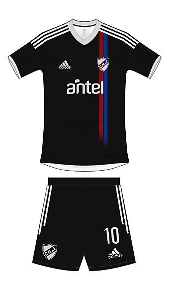 Alternative / 3rd Kit Club Nacional de Futbol Adidas