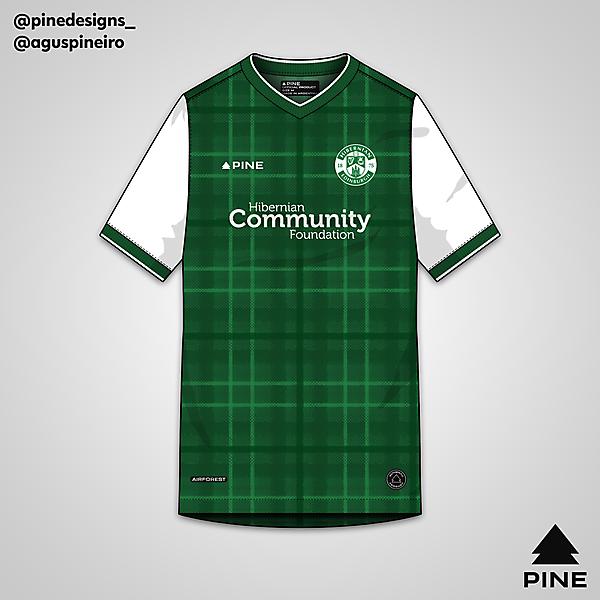 Hibernian FC | Home | Pine