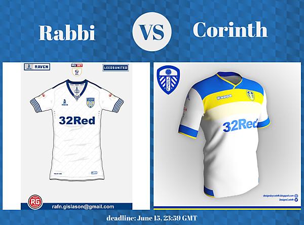 Versus | Leeds United | Voting