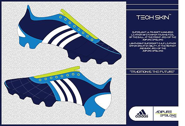 Adidas AdiPure EPSILONE