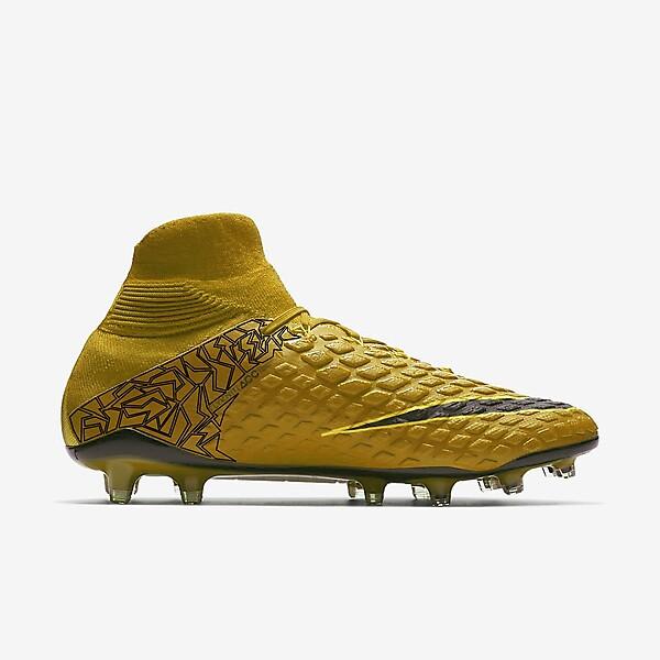Nike Hypervenom 'Gold Wave'