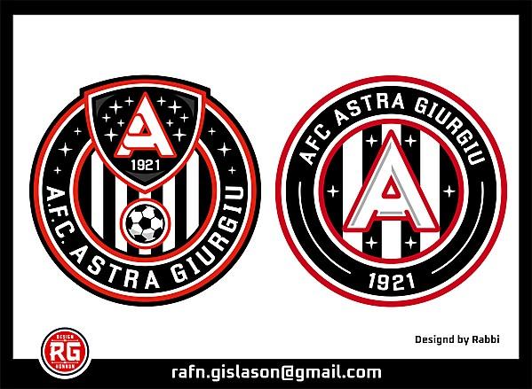 AFC ASTRA crest Idea
