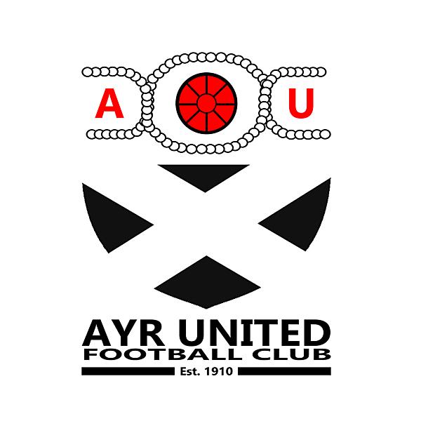 Ayr United New Crest
