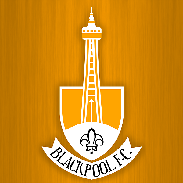 Blackpool Crest MK IV