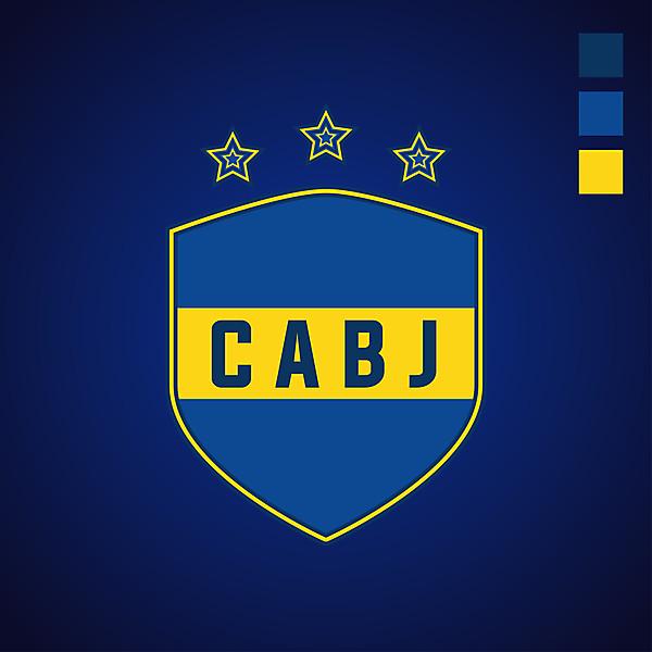 Boca Juniors [Crest Redesign]