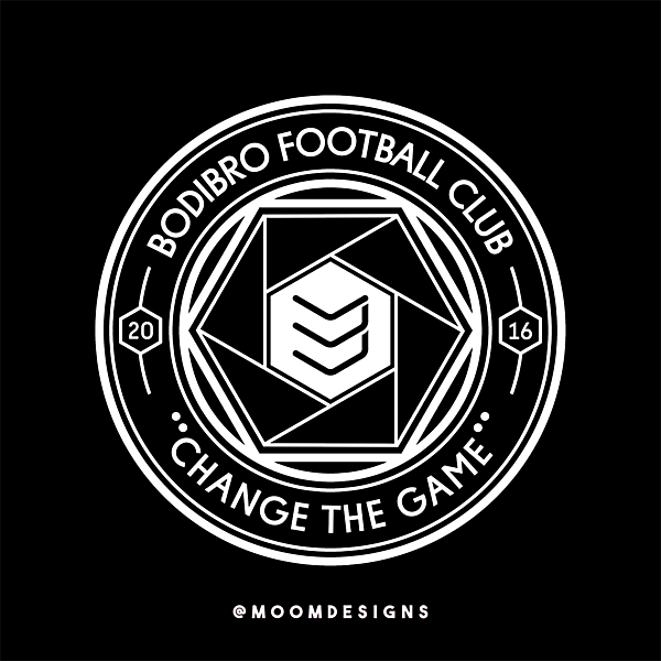 Bodibro Football Club Crest