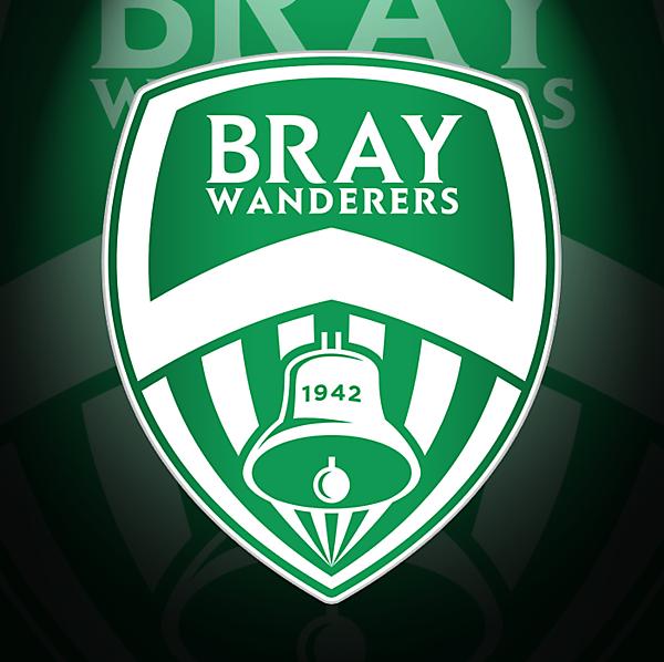 New Bray Wanderers Crest