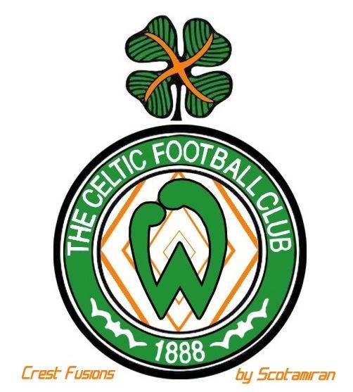 Crest Fusions - Werder Bremen & Celtic