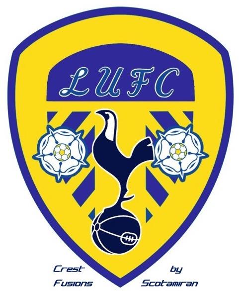 Crest Fusions - Spurs & Leeds