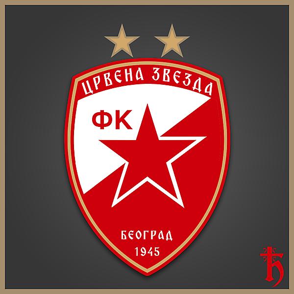 Crvena Zvezda Redesign