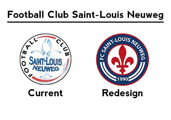 FC Saint-Louis Neuweg Logo
