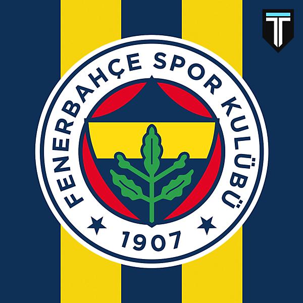Fenerbahçe SK Crest Redesign