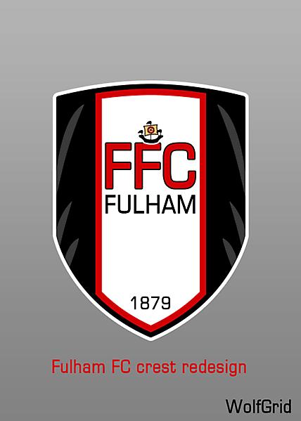 Fulham FC - redesign