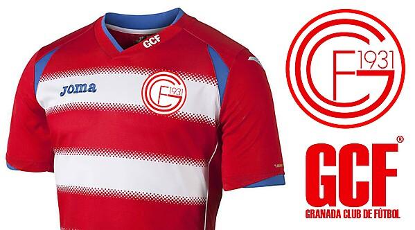 Granada CF Rebrand
